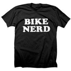 Twin Six Bike Nerd Tee Shirt