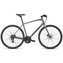 Specialized 2019 Sirrus Base Disc Flat Bar Road Bike