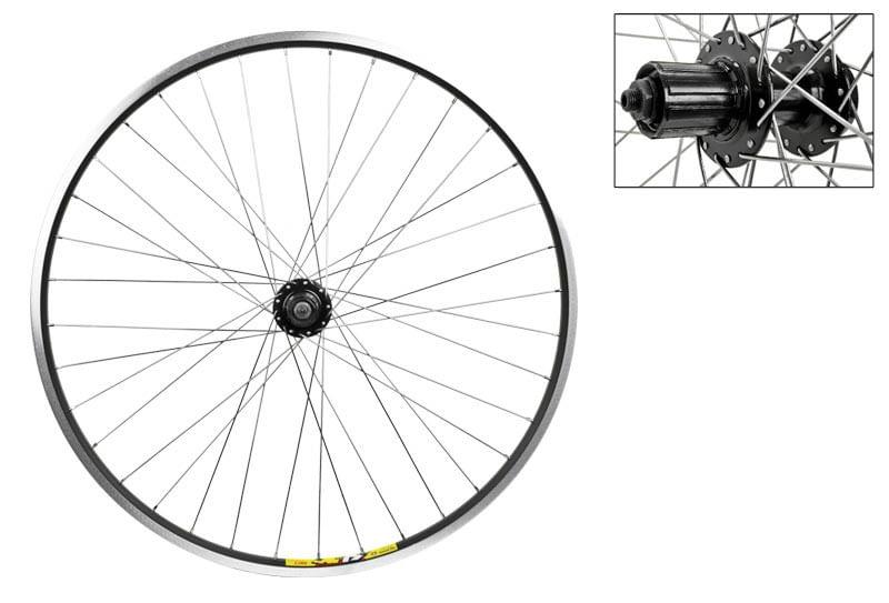 Wheel-Master-700c-Quick-Release-Rear-Wheel