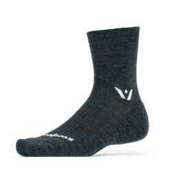 Swiftwick Pursuit 4 Wool Socks