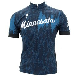ERIK'S Exclusive Women's Minnesota Northwoods Jersey