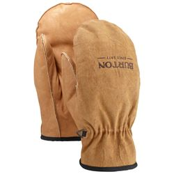 Burton Work Horse Leather Mitts 2020