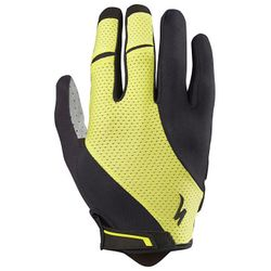 Specialized Body Geometry Gel Long Finger Gloves 2018