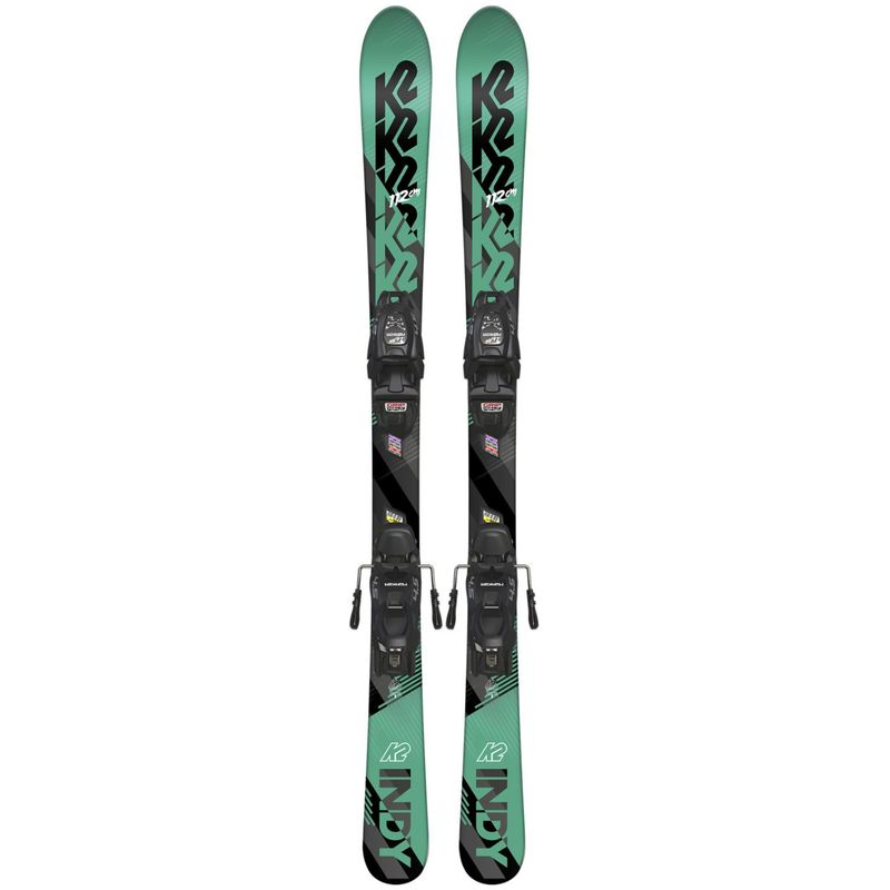 K2-Indy-Youth-Skis-With-Marker-FDT-4.5-Bindings-2019