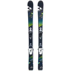 Fischer Pro MT Jr Kids Skis With FJ7 Bindings 2019
