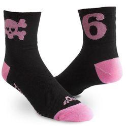 Twin Six Skull Cycling Socks