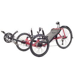 Catrike 2017 Expedition Recumbent Bike Recumbent Bike