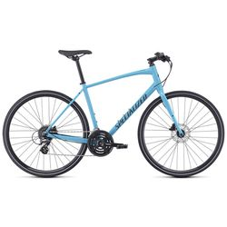 Specialized 2019 Sirrus Base Disc Flat Bar Road Bike