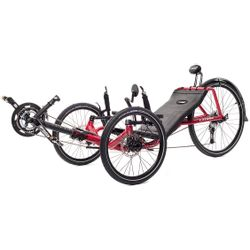 Catrike 2020 Expedition Recumbent Bike
