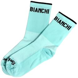 Bianchi Celeste Socks