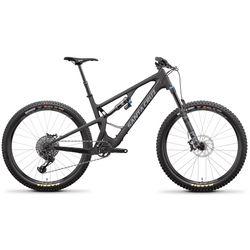 Santa Cruz 2019 5010 C S GX 27.5+ Full Suspension Mountain Bike
