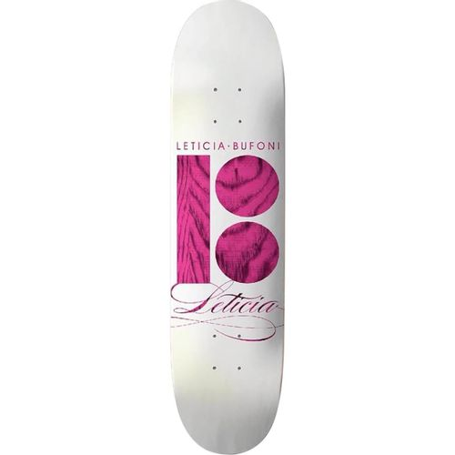 Plan B Leticia Bufoni Script Skateboard Deck