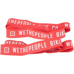 We The People Nylon Rim Tape Set, Red