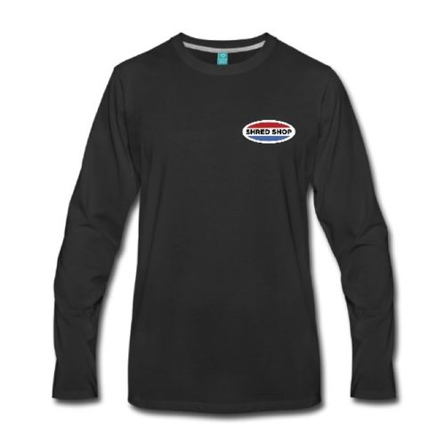 Shred Shop Long Sleeve Shirt