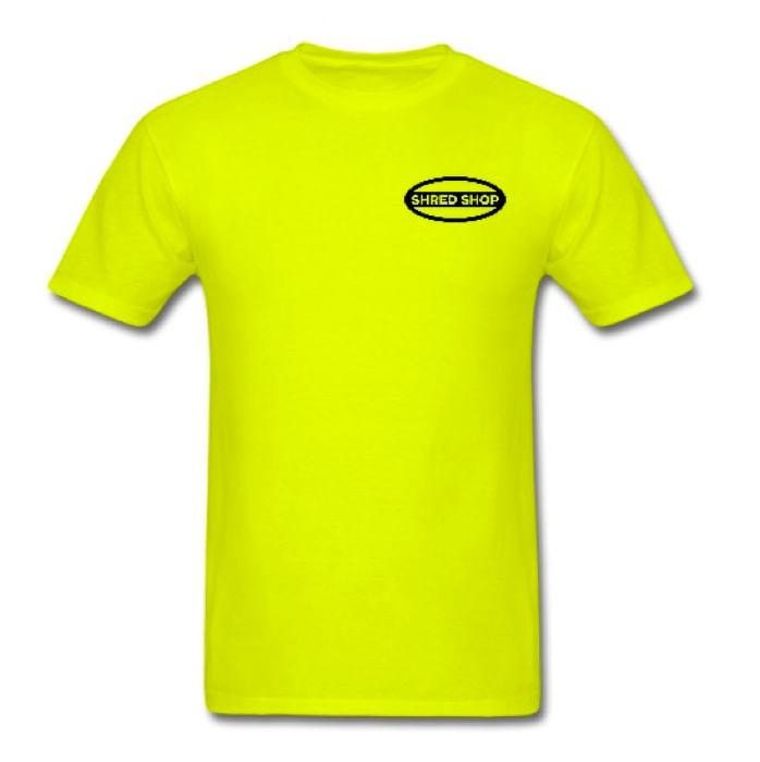 Shred-Shop-TEAM-high-vis-T--Shirt