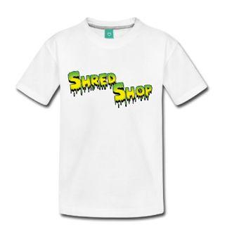 Shred Shop Slime T- Shirt