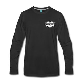 Shred Shop Chain Logo Long Sleeve Shirt
