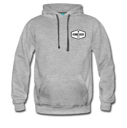 Shred Shop Chain Logo Hoodie