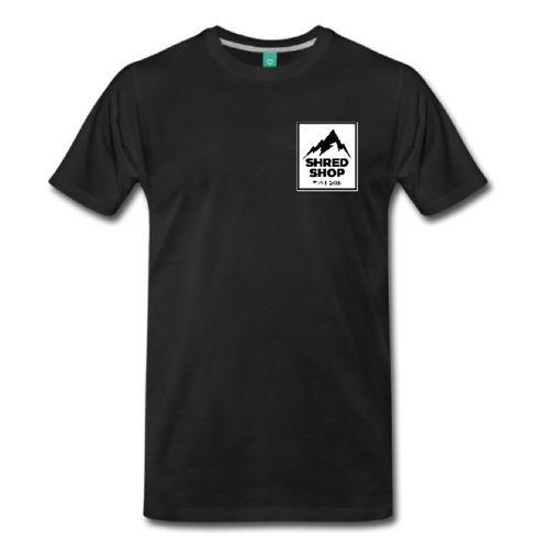 Shred Shop Mountain T- Shirt
