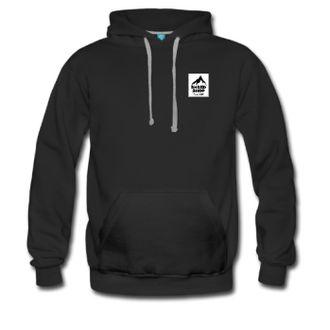 Shred Shop Mountain Logo Hoodie