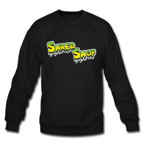 Shred Shop Slime Crew Neck Sweatshirt