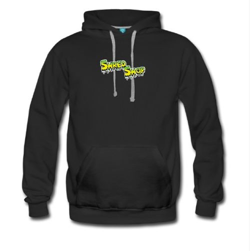 Shred Shop Slime Hoodie