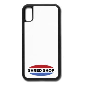Shred Shop Logo Phone Case