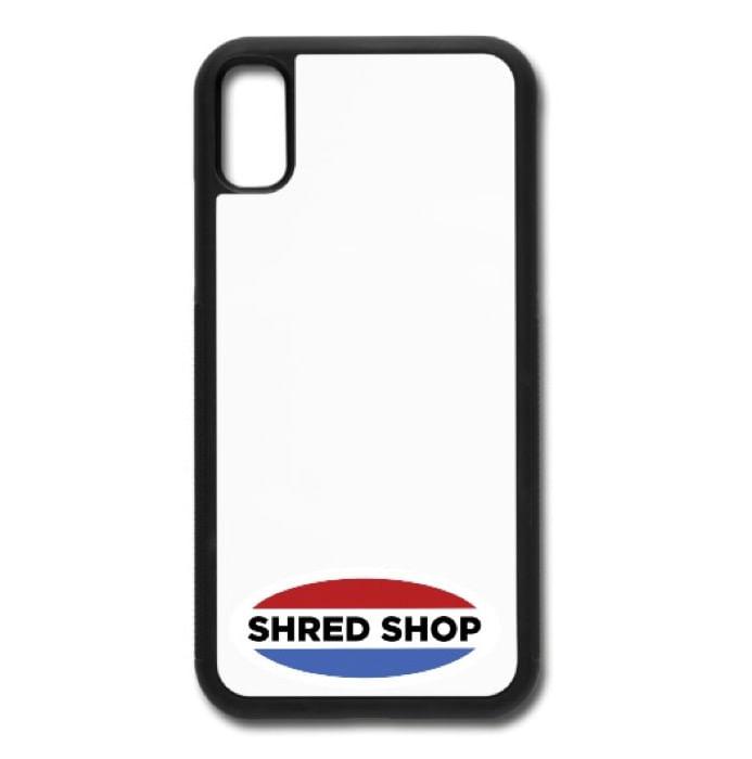 Shred-Shop-Logo-Phone-Case