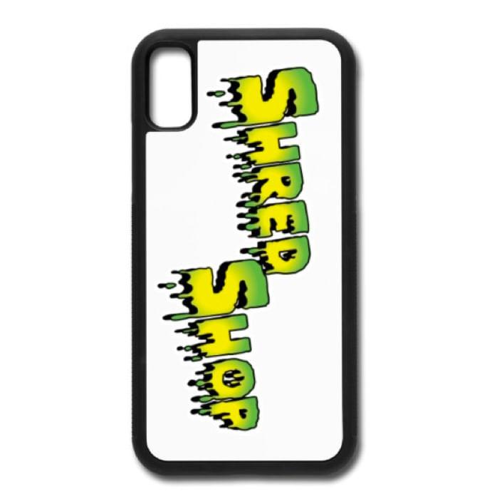 Shred-Shop-Slime-Logo-Phone-Case