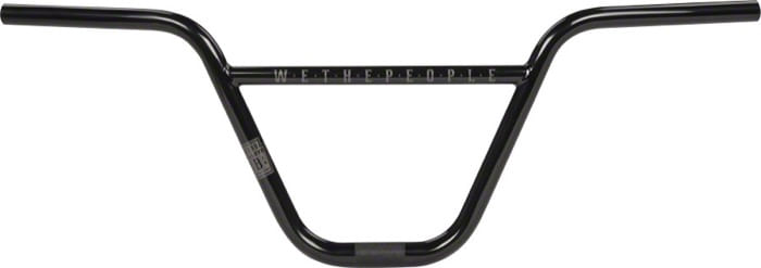 We-The-People-Buck-Dillon-Lloyd-Signature-Handlebar-9.15--25.4mm-Clamp-Glossy-Black