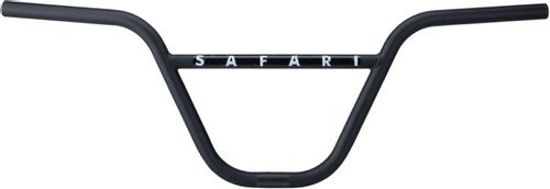 "BSD Safari Handlebar Oversized Clamp 9.6"" Flat Black"