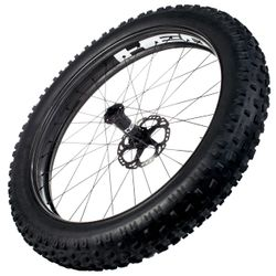 HED Big Deal Fat Bike Front Wheel