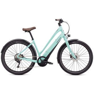 Specialized 2021 Turbo Como 4.0 Step Thru Electric Comfort Bike