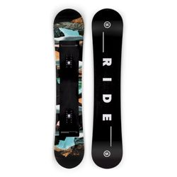 Ride Heartbreaker Women's Snowboard 2020