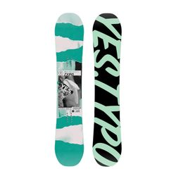 Yes Typo Snowboard 2020