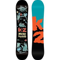 K2 Mini Turbo Kids Snowboard 2020