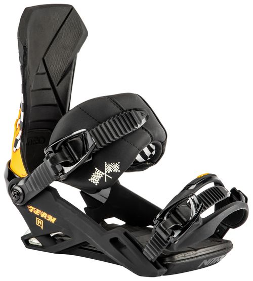 Nitro Team Snowboard Bindings 2020