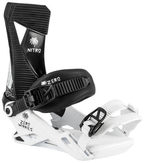 Nitro Zero Snowboard Bindings 2020