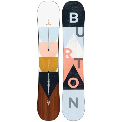 Burton Yeasayer Flying V Women's Snowboard 2020