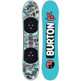 Burton After School Special Kids Snowboard Package 2022