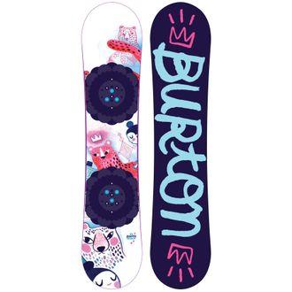 Burton Chicklet Kids Snowboard 2022