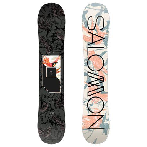 Salomon Wonder Women's Snowboard 2020