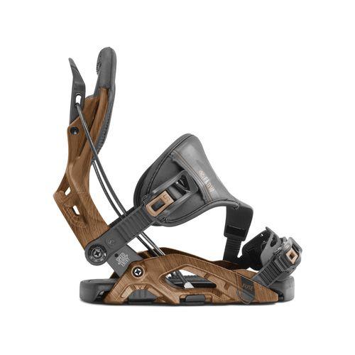 Flow Fuse Hybrid Snowboard Bindings 2020