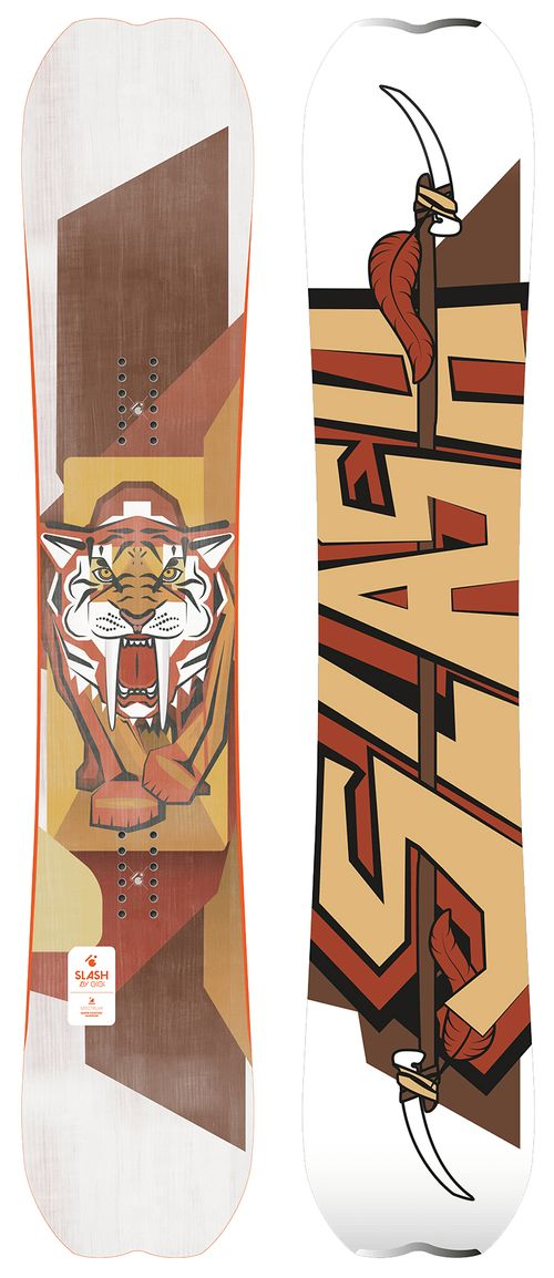 Slash Spectrum Snowboard 2020