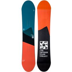 The Interior Plain Project Honalee Snowboard 2020