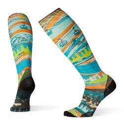 Smartwool PhD Ski Ultra Light 25th Anniversary Print Socks 2020