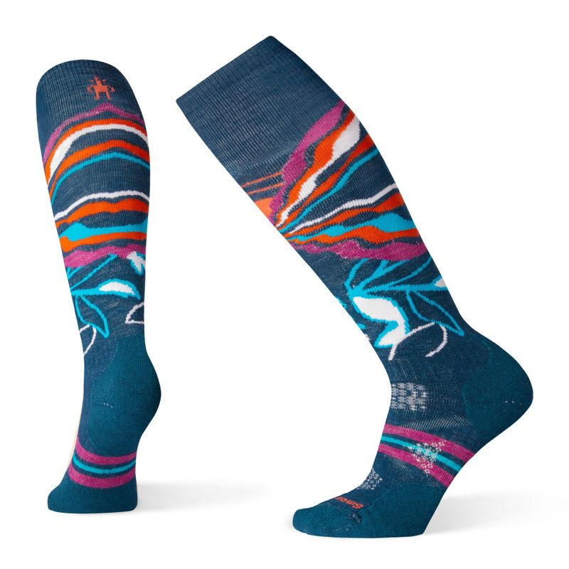 Smartwool-PhD-Ski-Medium-Pattern-Women-s-Socks-2020