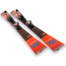 Volkl Deacon 80 Skis with rMotion2 12 GW Bindings 2020