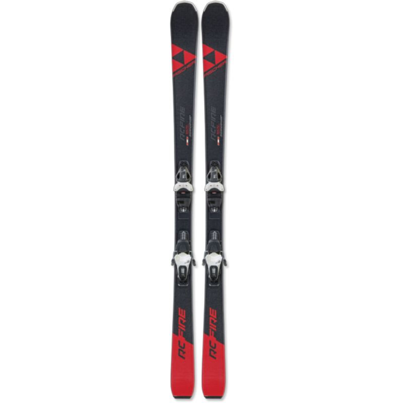 Fischer-RC-Fire-Skis-With-RS9-Bindings-2020