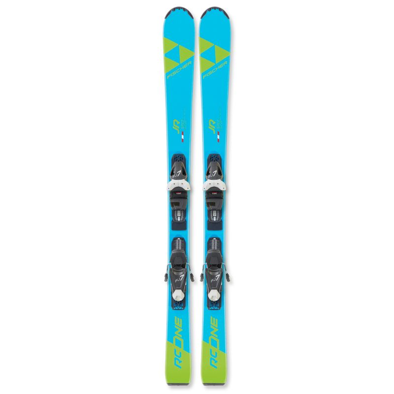 Fischer-RC-One-Jr-Youth-Skis-With-FJ7-Bindings-2020